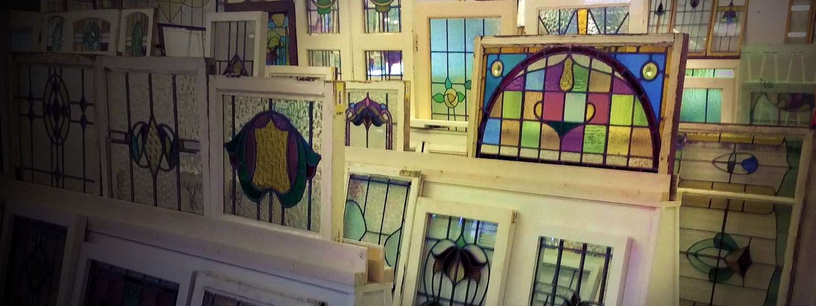 Paynes Stained Glass The USAs Largest Importer Of English